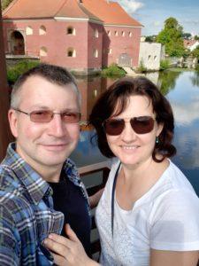 Pracovní příležitost - Čestmír a Veronika Landrgottovi